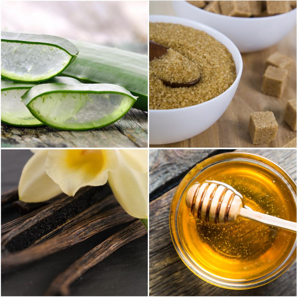 Miele, zuccheri e aromi naturali